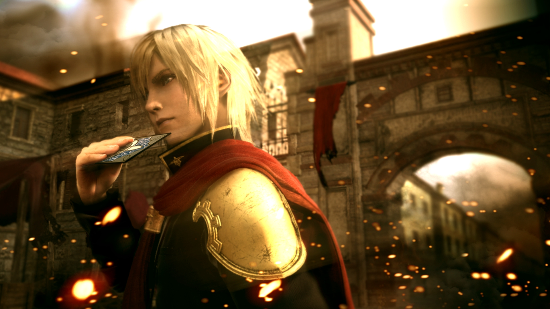E3 2014] Final Fantasy Type 0 HD announced for PS4 and Xbox One