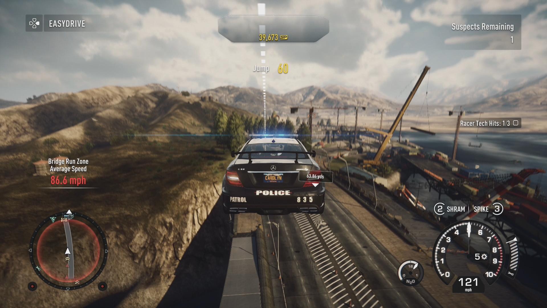 hot pursuit 2012 gameplay venice - photo#22